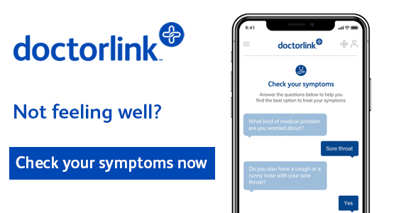 DoctorLink: Quickly access advice and treatment